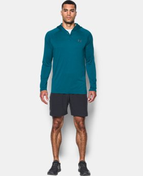 Men's UA Tech™ Popover Hoodie LIMITED TIME OFFER 10 Colors $31.49
