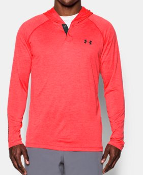 Men's Red Long Sleeve Shirts | Under Armour US