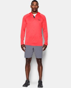 Best Seller Men's UA Tech™ Popover Hoodie  3 Colors $44.99