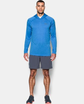 Men's UA Tech™ Popover Hoodie LIMITED TIME OFFER 2 Colors $31.49