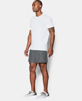 "New Arrival  Men's UA Launch 5"" Run Shorts LIMITED TIME: FREE SHIPPING 2 Colors $44.99"