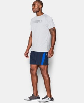 "Men's UA Launch 5"" Run Shorts LIMITED TIME: FREE SHIPPING 1 Color $39.99"