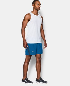 "Men's UA Launch 5"" Run Shorts  1 Color $29.99"