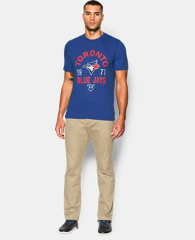 Men's Toronto Blue Jays UA Tri-Blend T-Shirt