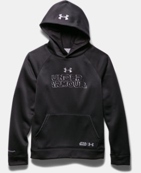 Boys' Star Wars Branded UA Armour® Fleece Hoodie