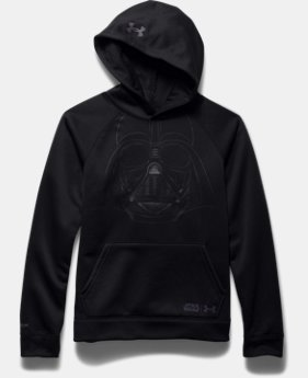Boys' Star Wars Darth Vader UA Armour® Fleece Hoodie