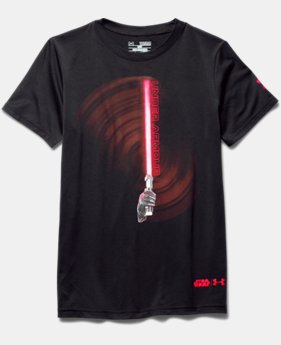 Boys' Star Wars Light Saber UA T-Shirt