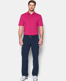 Men's UA Playoff Polo — Special Edition  1 Color $74.99
