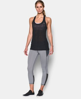 Women's UA Tech™ Slub Tank  1 Color $27.99