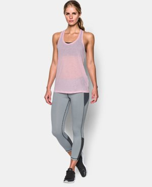 Women's UA Tech™ Slub Tank  2 Colors $27.99