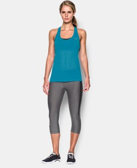 Women's UA Tech™ Slub Tank LIMITED TIME: FREE SHIPPING 2 Colors $27.99