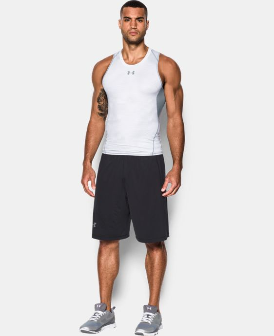 Men's UA HeatGear® Armour Printed Compression Tank    $22.99 to $26.99
