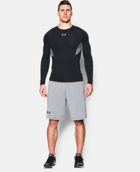 Men's UA CoolSwitch Long Sleeve Compression Shirt LIMITED TIME: FREE SHIPPING  $49.99
