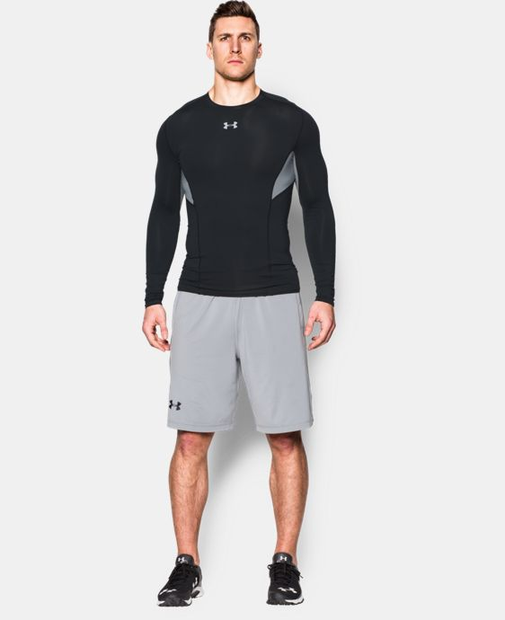 Men's UA CoolSwitch Long Sleeve Compression Shirt  2 Colors $49.99