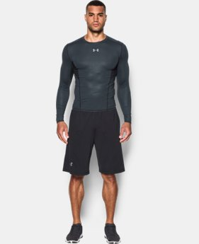 Men's UA CoolSwitch Long Sleeve Compression Shirt LIMITED TIME: FREE U.S. SHIPPING 5 Colors $25.49 to $33.99