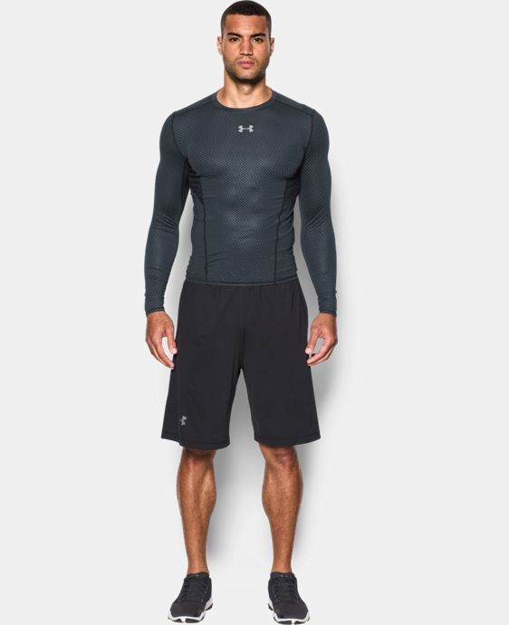 Men's UA CoolSwitch Long Sleeve Compression Shirt LIMITED TIME: FREE U.S. SHIPPING 3 Colors $25.49 to $33.99