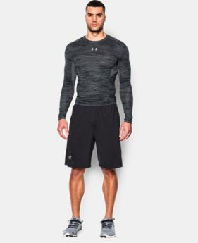 Men's UA CoolSwitch Long Sleeve Compression Shirt   $37.99