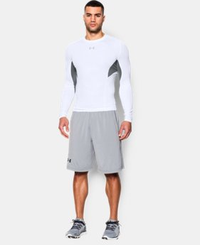 Men's UA CoolSwitch Long Sleeve Compression Shirt   $49.99