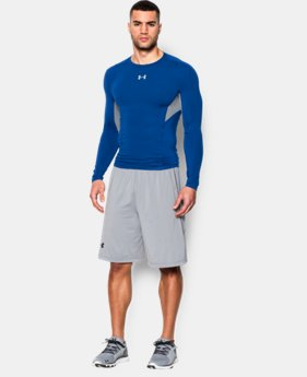 Men's UA CoolSwitch Armour Long Sleeve Compression Shirt