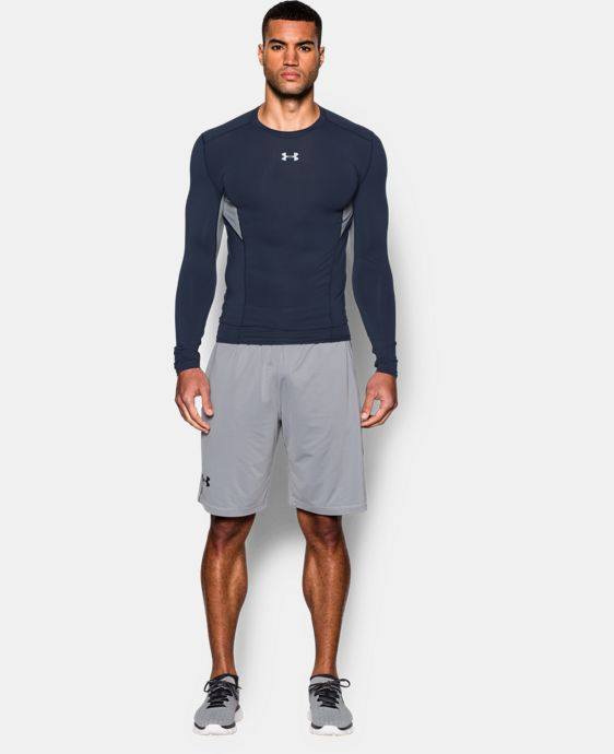 Men's UA CoolSwitch Long Sleeve Compression Shirt  5 Colors $33.99 to $37.99