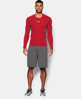 Men's UA CoolSwitch Long Sleeve Compression Shirt  2 Colors $33.99 to $37.99