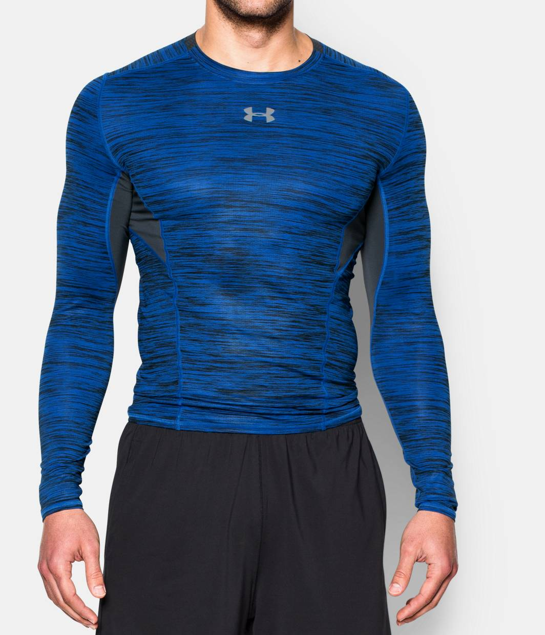 Men 39 s ua coolswitch long sleeve compression shirt under for Ua coolswitch compression shirt