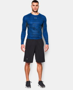 Men's UA CoolSwitch Long Sleeve Compression Shirt   $28.49
