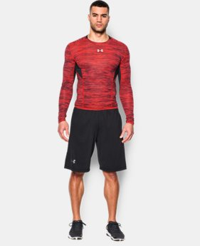 Men's UA CoolSwitch Long Sleeve Compression Shirt  2 Colors $28.49