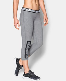 Women's UA Favorite Capri