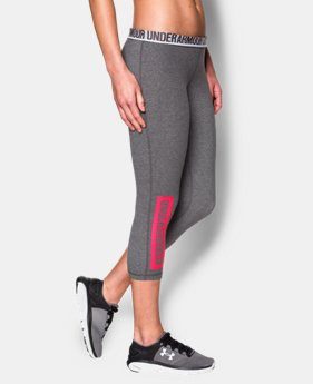 Women's UA Favorite Capri  1 Color $39.99