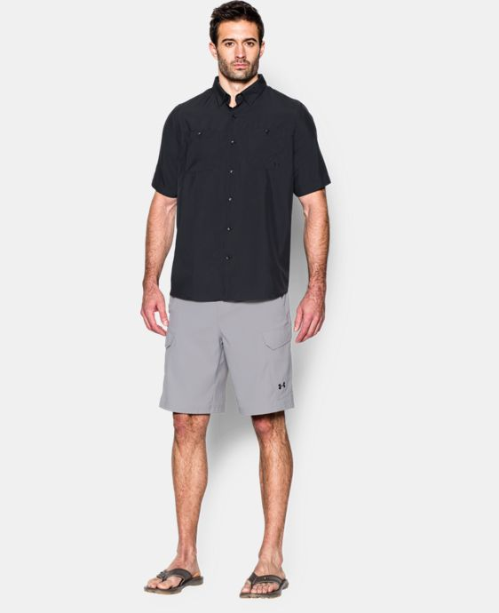 Men's UA Chesapeake Short Sleeve Shirt  3 Colors $41.99 to $52.99