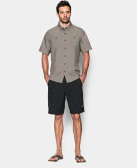 Men's UA Chesapeake Short Sleeve Shirt  4 Colors $44.99