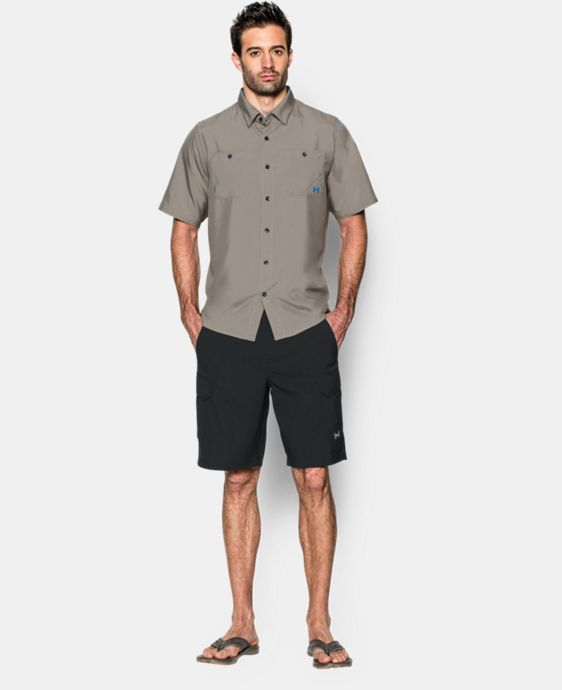 Men's UA Chesapeake Short Sleeve Shirt LIMITED TIME: FREE U.S. SHIPPING  $25.31 to $44.99