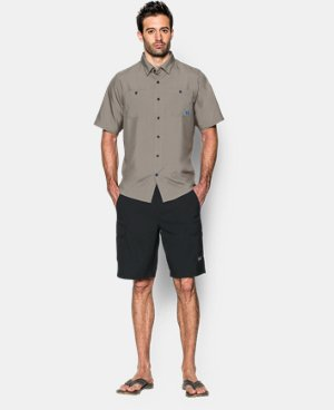 Men's UA Chesapeake Short Sleeve Shirt  4 Colors $33.74