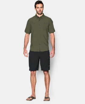 Men's UA Chesapeake Short Sleeve Shirt   $44.99