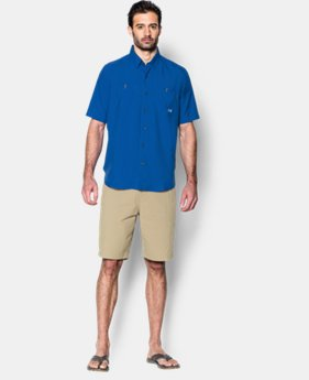 Men's UA Chesapeake Short Sleeve Shirt  1 Color $69.99