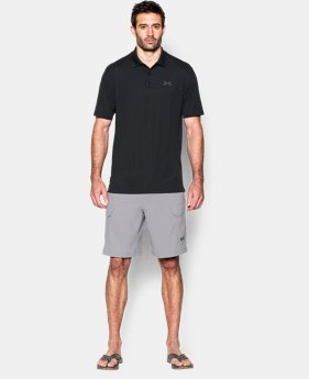 Men's UA Fish Hook Polo  1 Color $64.99