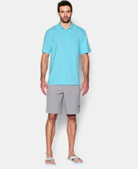 Men's UA Fish Hook Polo LIMITED TIME: FREE SHIPPING  $36.74 to $48.99