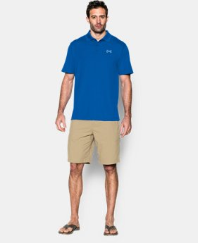 Men's UA Fish Hook Polo LIMITED TIME: FREE SHIPPING 1 Color $64.99