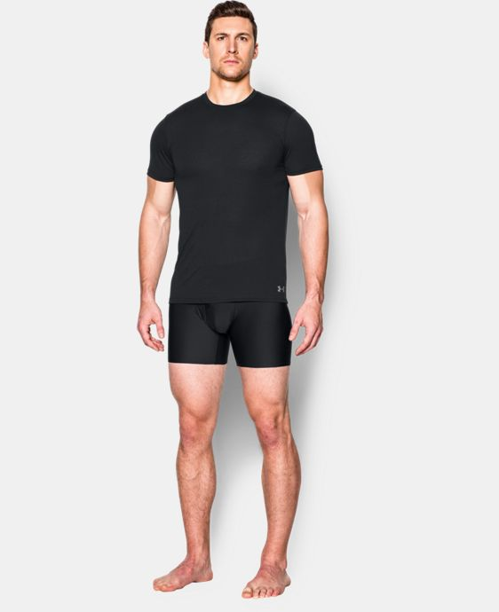 Men's UA Core Crew Undershirt  3 Colors $25.99