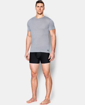 Men's UA Core Crew Undershirt LIMITED TIME: FREE SHIPPING 1 Color $25.99