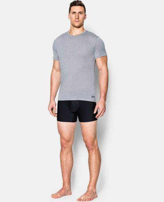 Men's UA Core Crew Undershirt   $22