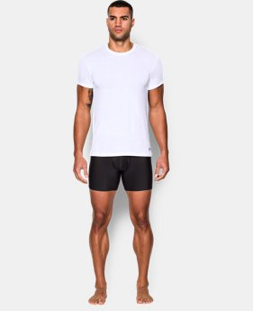 New Arrival  Men's UA Core Crew Undershirt  1 Color $25.99