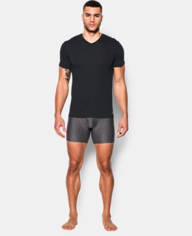 Men's UA Core V-Neck Undershirt
