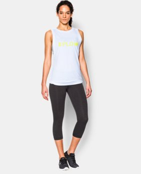 Women's UA Studio Roadside Runway Muscle Tank