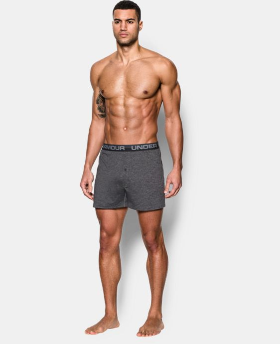 "New Arrival  Men's UA Original Series Twist 6"" Boxer Shorts  1 Color $29.99"