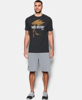 Men's UA Make History T-Shirt  1 Color $29.99