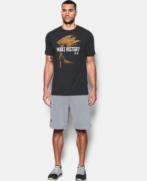 Men's UA Make History T-Shirt  1 Color $34.99