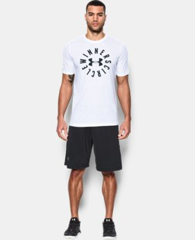 Men's UA Winners Circle T-Shirt  1 Color $34.99