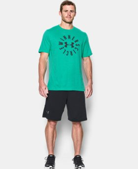 Men's UA Winners Circle T-Shirt  1 Color $20.24
